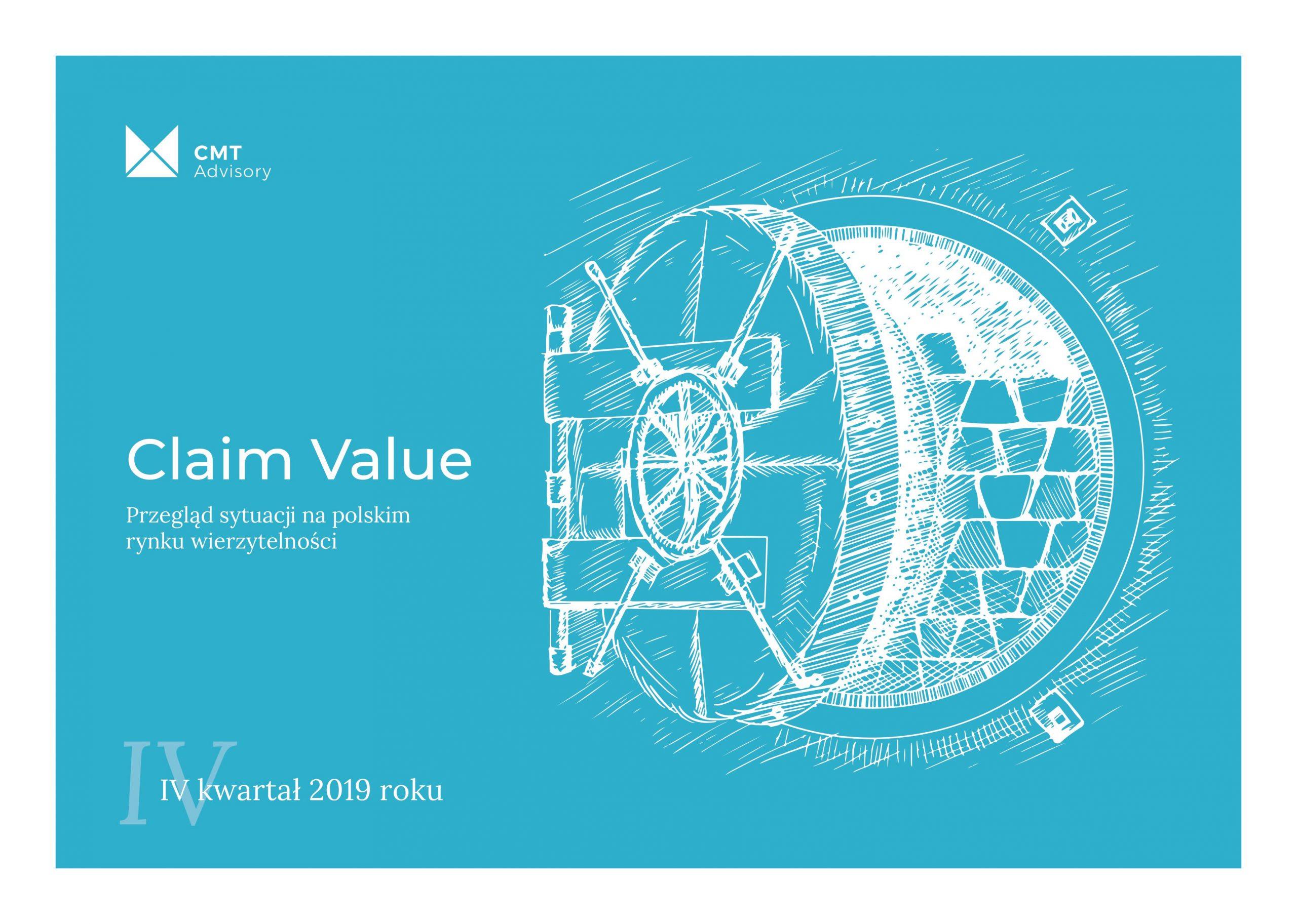 Claim Value | Sytuacja na polskim rynku wierzytelności - raport za IV kwartał 2019 roku